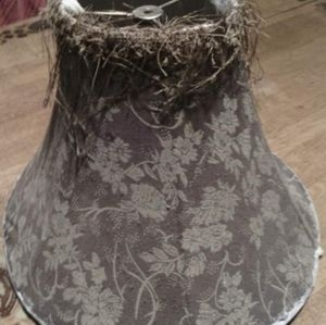 Cute Frilly Lampshade